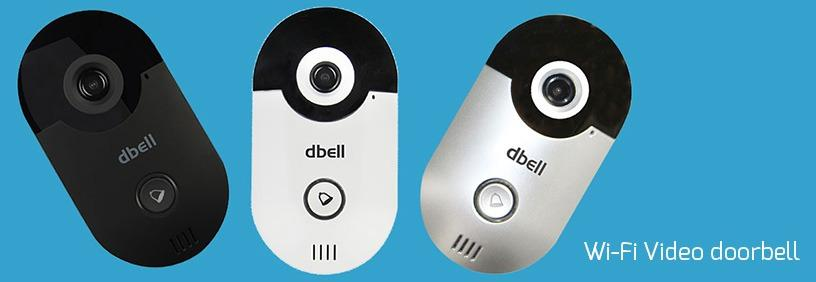 Cutting-edge Wi-Fi doorbell